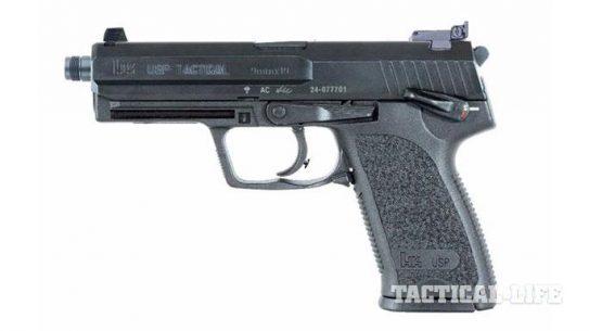 Heckler & Koch USP9 Tactical SHOT Show 2015