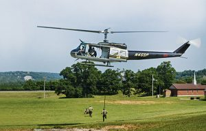 Kentucky GWLE Dec 2014 helicopter