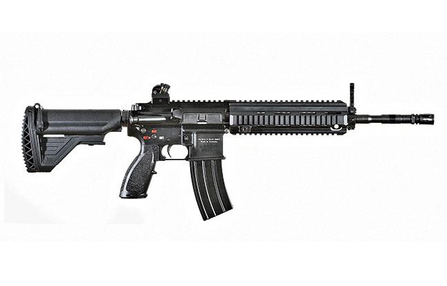 LAPD TW Feb 2015 HK416