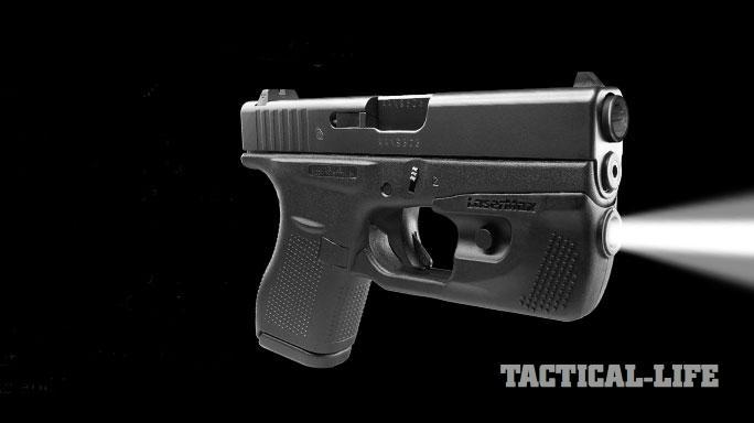 LaserMax CenterFire Lights Glock 42 SHOT Show 2015