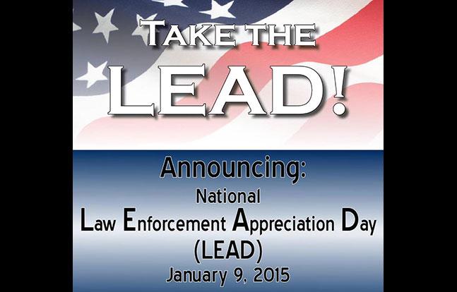 National Law Enforcement Appreciation Day 2015