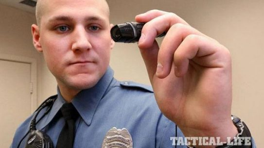 Middle Township Police Department Body Cameras