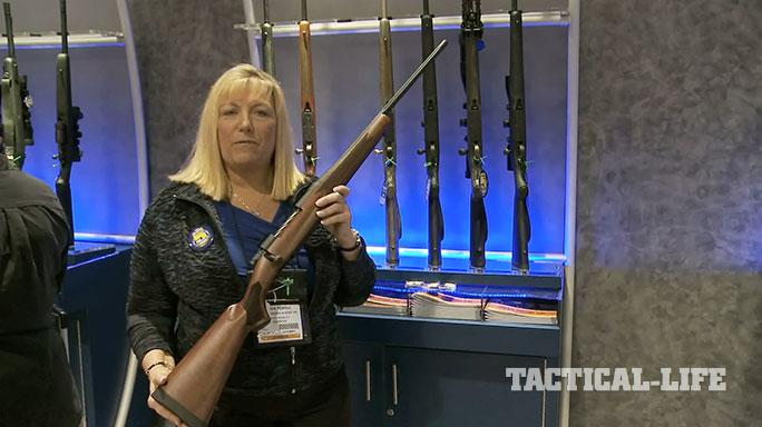 Mossberg Bolt Action Patriot SHOT Show 2015