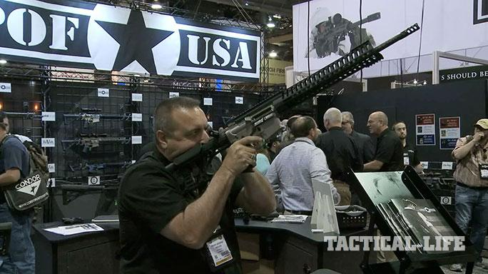Patriot Ordnance Bolt-Driven ReVolt Rifles SHOT Show 2015