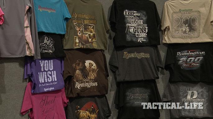 Remington clothing shirts SHOT Show 2015
