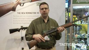 Remington V3 Semi-Auto Shotgun SHOT Show 2015