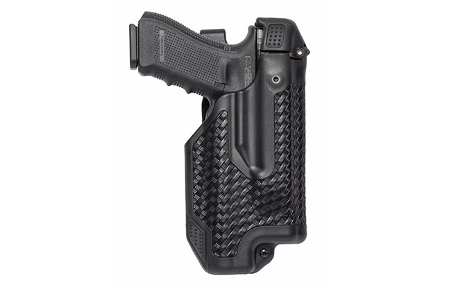 Top Retention Holsters law enforcement GWLE Feb 2015 BlackHawk Epoch