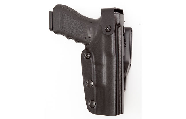 Top Retention Holsters law enforcement GWLE Feb 2015 Gould & Goodrich K391
