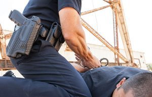 Top Retention Holsters law enforcement GWLE Feb 2015 lead