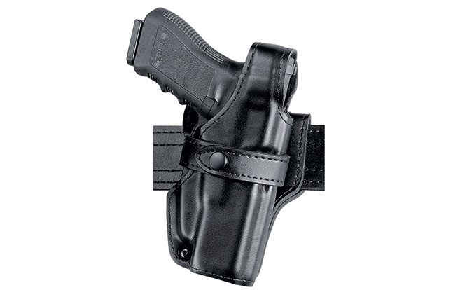 Top Retention Holsters law enforcement GWLE Feb 2015 Safariland 070 SSIII