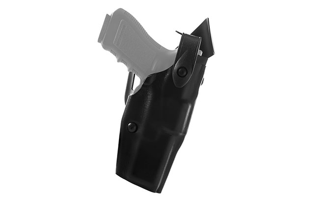 Top Retention Holsters law enforcement GWLE Feb 2015 Safariland Model 6360