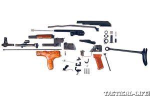 Romanian md. 65 AK 2015 parts