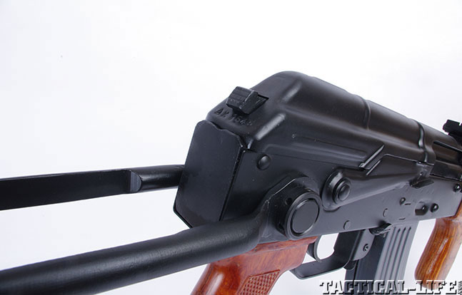 Romanian md. 65 AK 2015 receiver