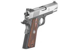 Ruger SR1911 Lightweight Commander-Style Pistol angle