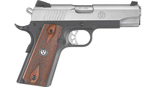 Ruger SR1911 Lightweight Commander-Style Pistol lead