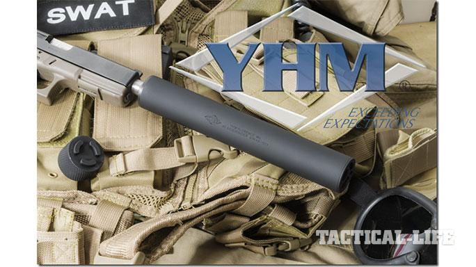 Yankee Hill Machine Unveils Sidewinder Suppressor For 9mm