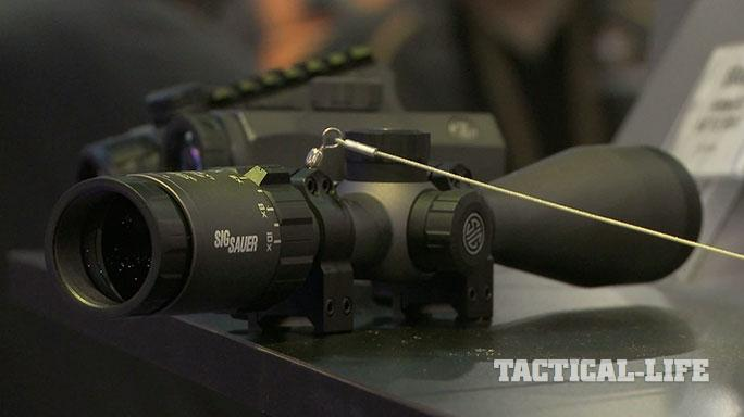 Sig Sauer Electro-Optics SHOT Show 2015