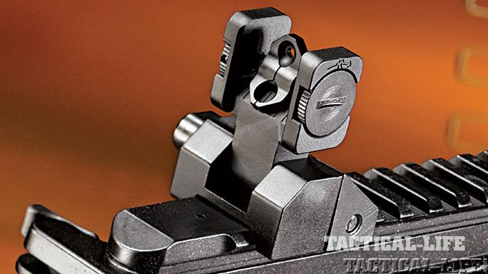 Sig Sauer SIG716 DMR SWMP April/May rear sight