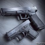 Top 18 Full-Size Guns 2014 GLOCK 41 GEN4 lead