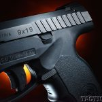 Top 18 Full-Size Guns 2014 STEYR ARMS L9-A1 slide