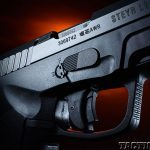 Top 18 Full-Size Guns 2014 STEYR ARMS L9-A1 trigger