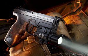 Top 18 Full-Size Guns 2014 STEYR ARMS M40-A1 .40 S&W lead