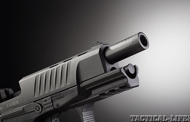 Top 18 Full-Size Guns 2014 WALTHER PPQ M2 5-INCH barrel