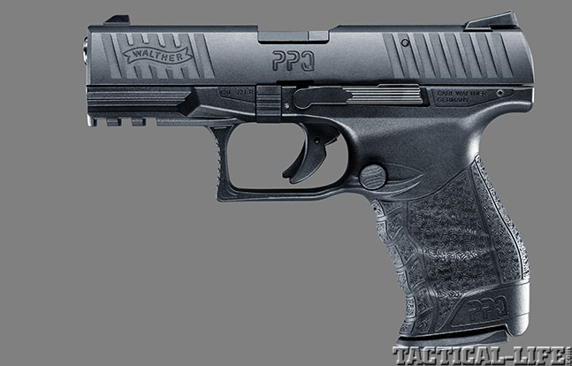 Top 18 Full-Size Guns 2014 WALTHER PPQ M2 .22 lead