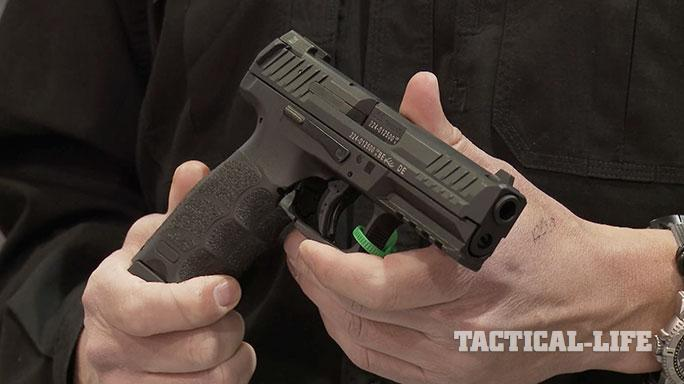 Heckler & Koch Striker-Fired VP9 SHOT Show 2015