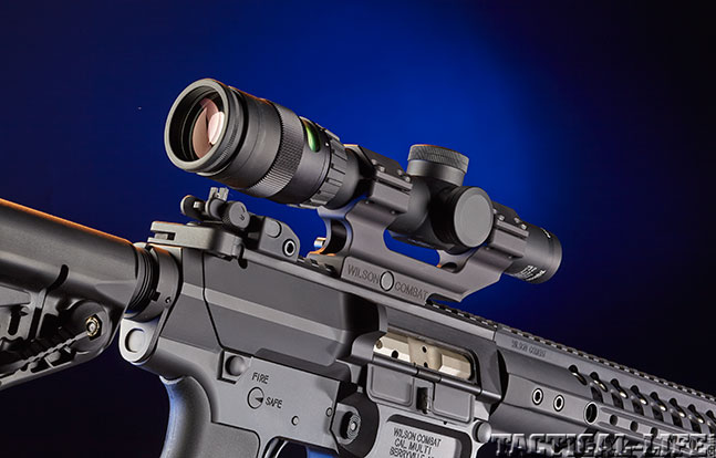 Wilson Combat BILLet-AR Lightweight GWLE Feb 2015 scope