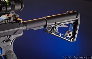 Wilson Combat BILLet-AR Lightweight GWLE Feb 2015 stock