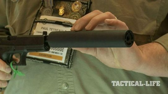 Yankee Hill Machine Sidewinder Suppressors SHOT Show 2015