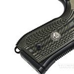 Wilson Combat 92G Brigadier Beretta SWMP April/May 2015 grip