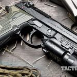Wilson Combat 92G Brigadier Beretta SWMP April/May 2015 lead