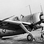 Aircraft SWMP April/May 2015 Brewster F2A Buffalo
