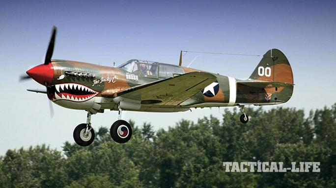 Aircraft SWMP April/May 2015 Curtiss P-40 Warhawk