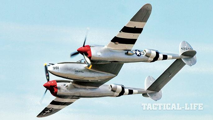 Aircraft SWMP April/May 2015 Lockheed P-38 Lightning