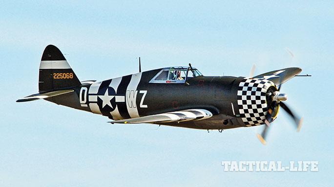 Aircraft SWMP April/May 2015 Republic P-47 Thunderbolt