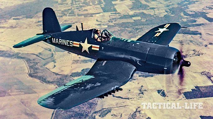 Aircraft SWMP April/May 2015 Vought F4U Corsair