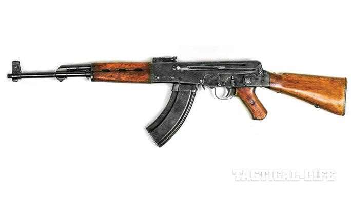 Birth of the AK-46