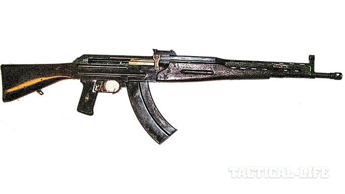 Birth of the AK TKB-408