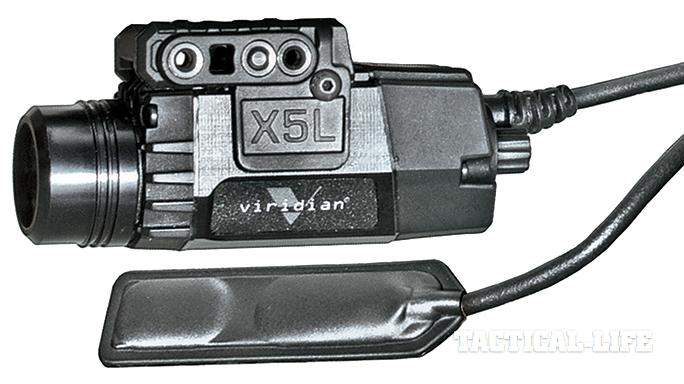 AK Upgrades Viridian X5L-RS