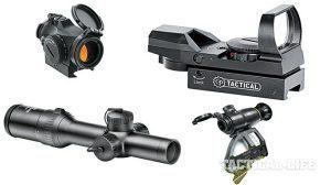 AK Upgrades 14 Top Optics, Sights & Lasers