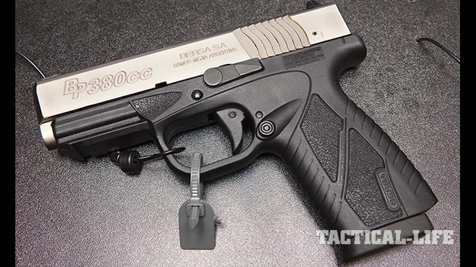Compact Backup Handguns 2015 Bersa BP380CC