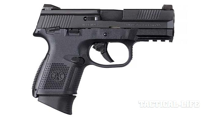 Compact Backup Handguns 2015 FNS Compact