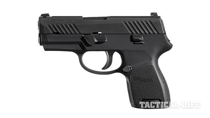 Compact Backup Handguns 2015 Sig Sauer P320 Subcompact