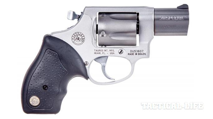 Compact Backup Handguns 2015 Taurus Model 85