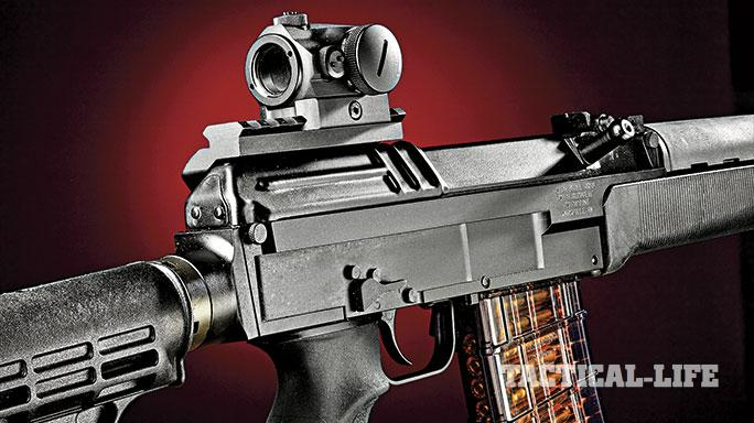 Gun Review: Czechpoint's vz  58 Tactical 556