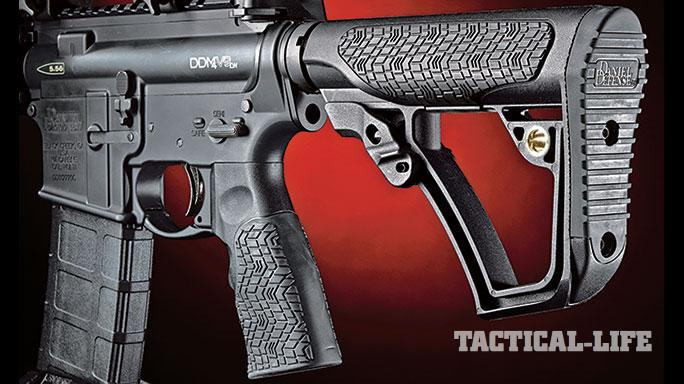 Daniel Defense DDM4V9LW stock grip