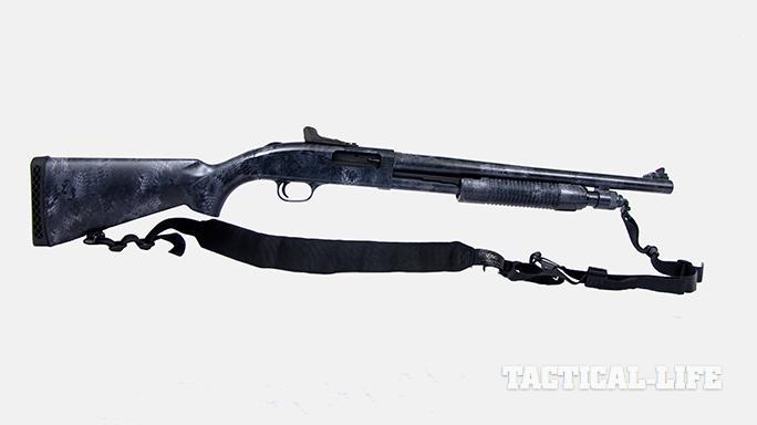 DK Mossberg 590A1 shotgun Kryptek Typhon